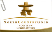 North Country Gold Corp. Logo